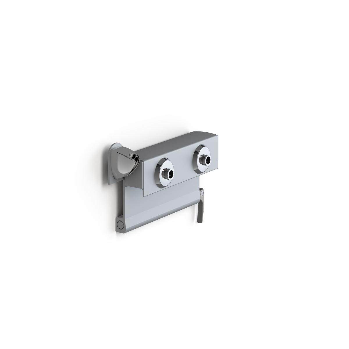 Shower mixer bracket for PLUS walltrack