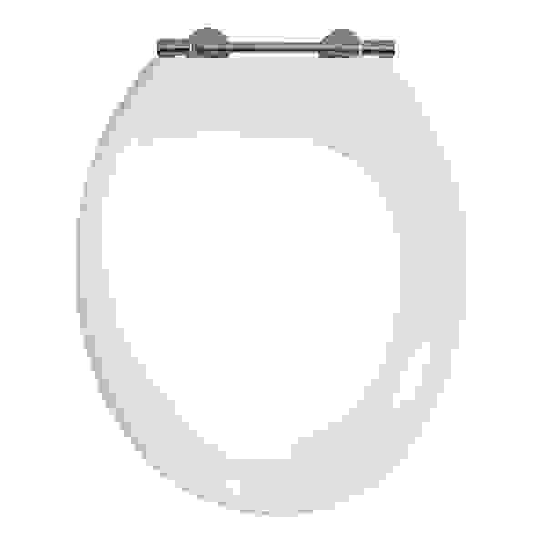 Ohne Absenkautomatik Pressalit 3 WC-Sitz Wei/ß