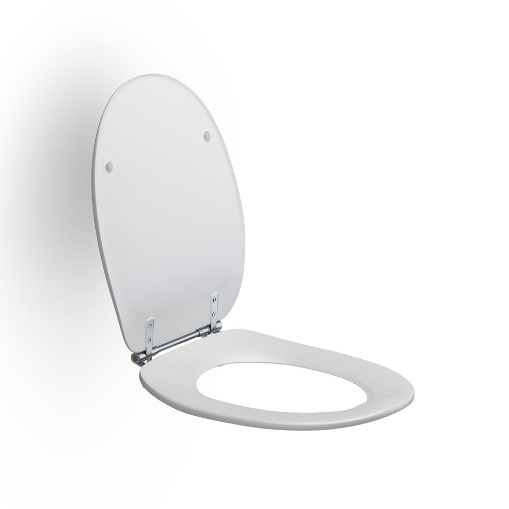 Toilet seat Dania with cover