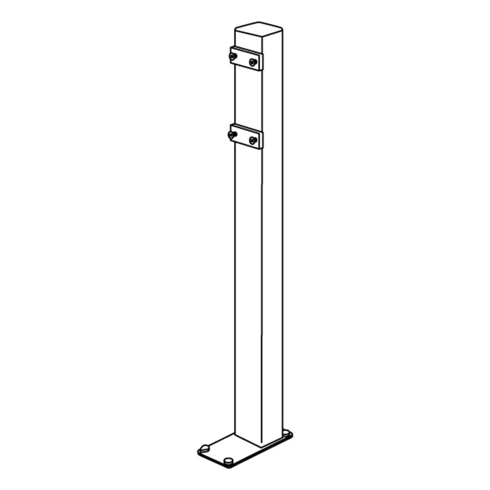 Colonne-support 945 mm, pour PLUS barres de relèvement fixes