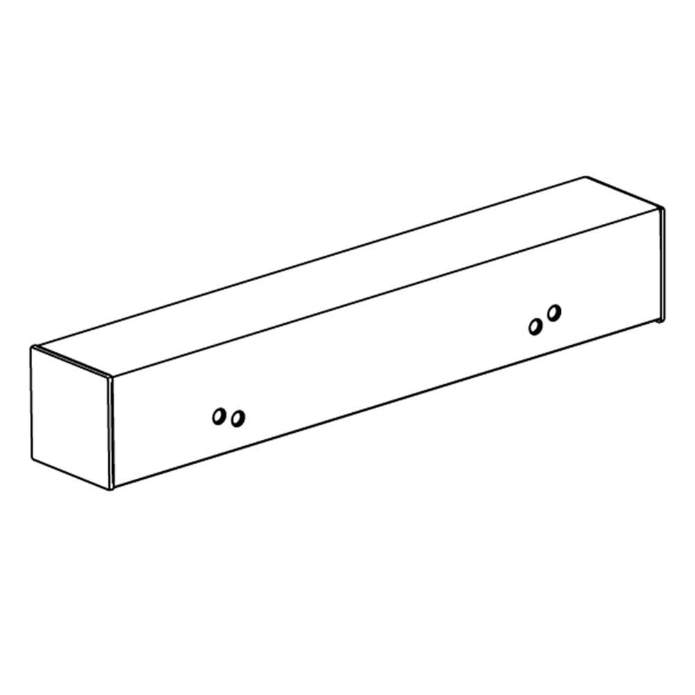 VALUE pièce de distance pour lavabo MATRIX SMALL et CURVE/CURVE ll