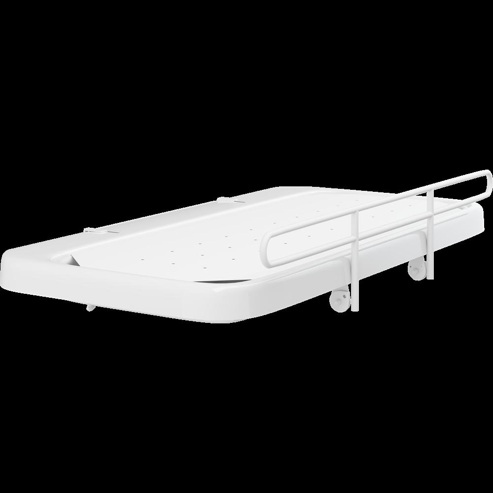 SCT 2100 bruseleje, kanvasdug, fastmonteret