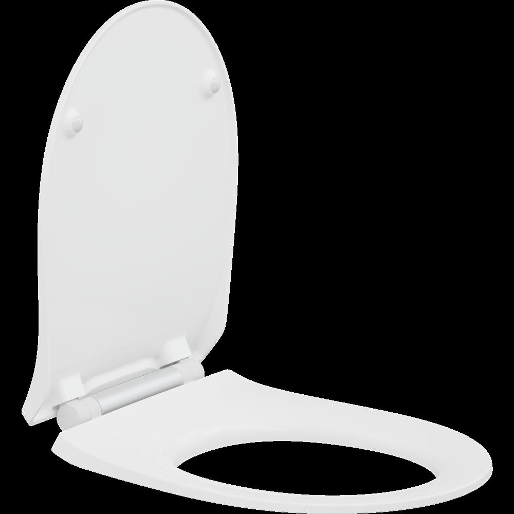 Toiletzitting Care Soft met deksel