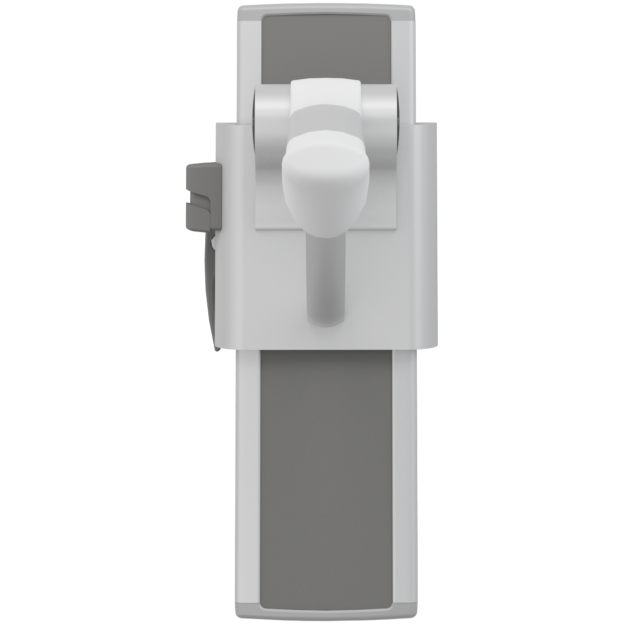 PLUS support arm, 850 mm, left hand operated