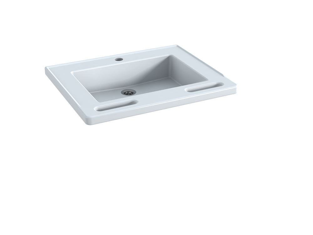 MATRIX SMALL wash basin without overflow