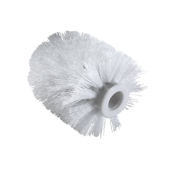 Loose brush head, white