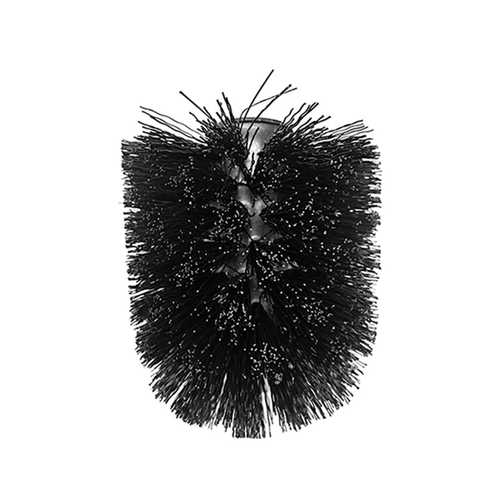 Loose brush head, black