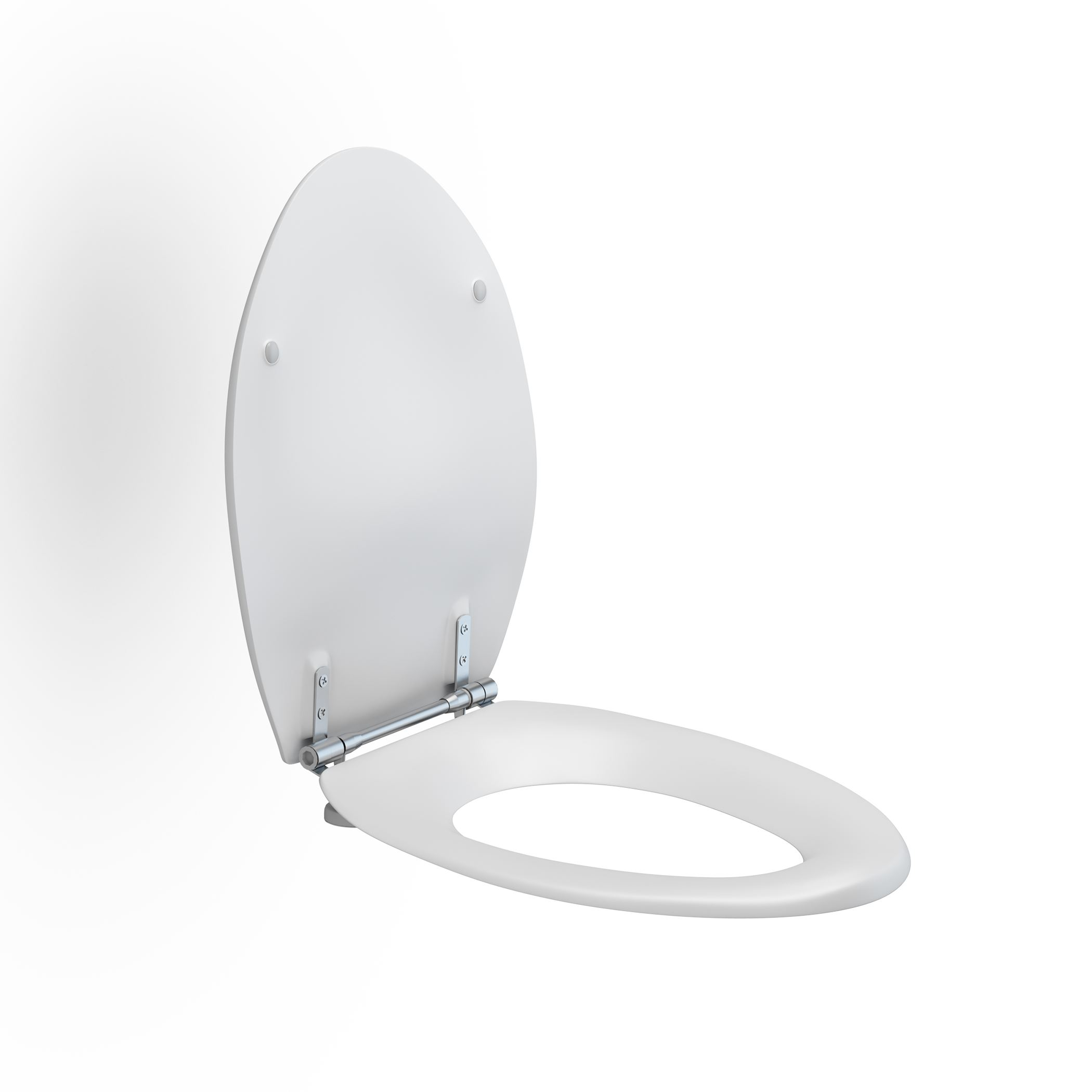 Toilet seat Colani with cover