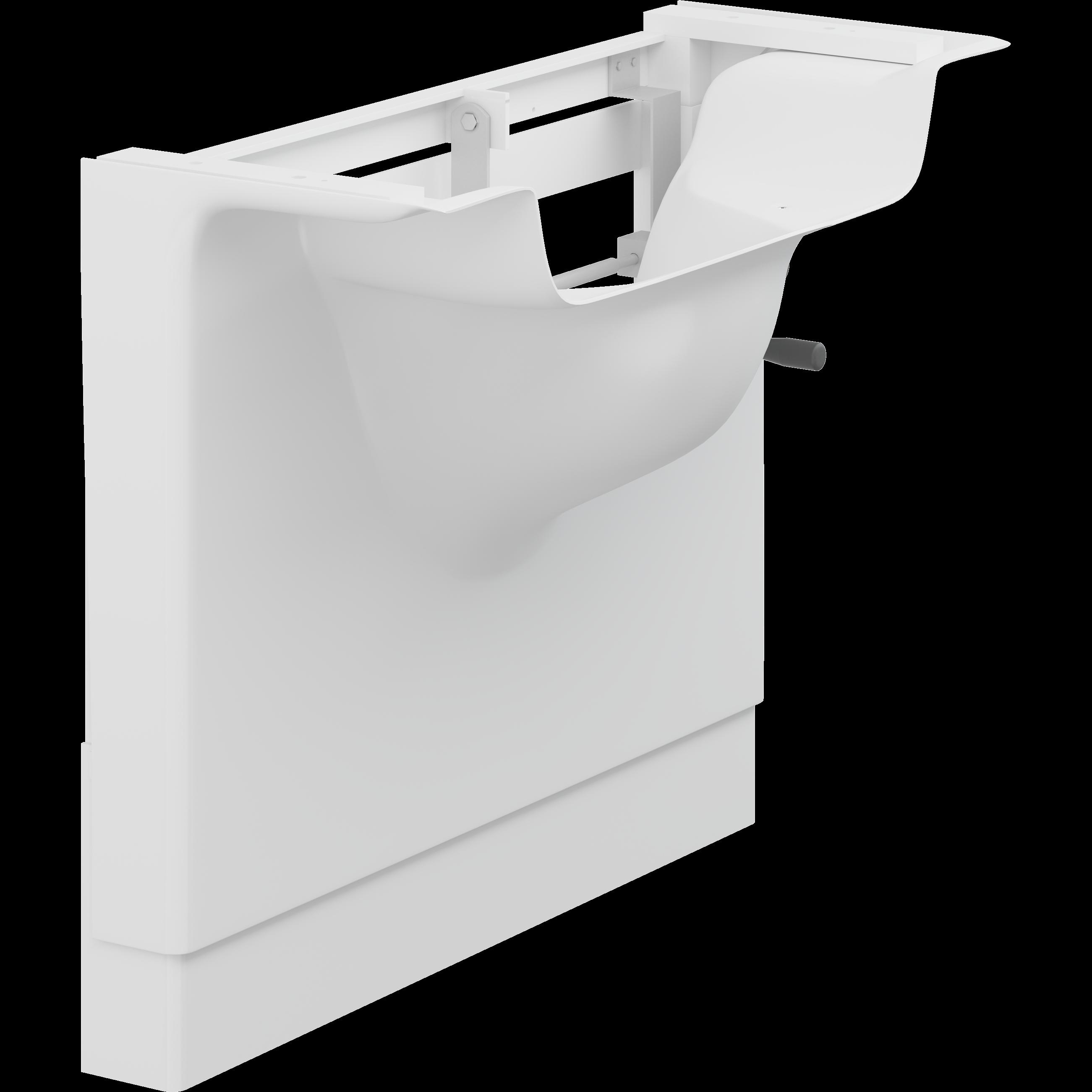 MATRIX manuell upphängning till tvättställ