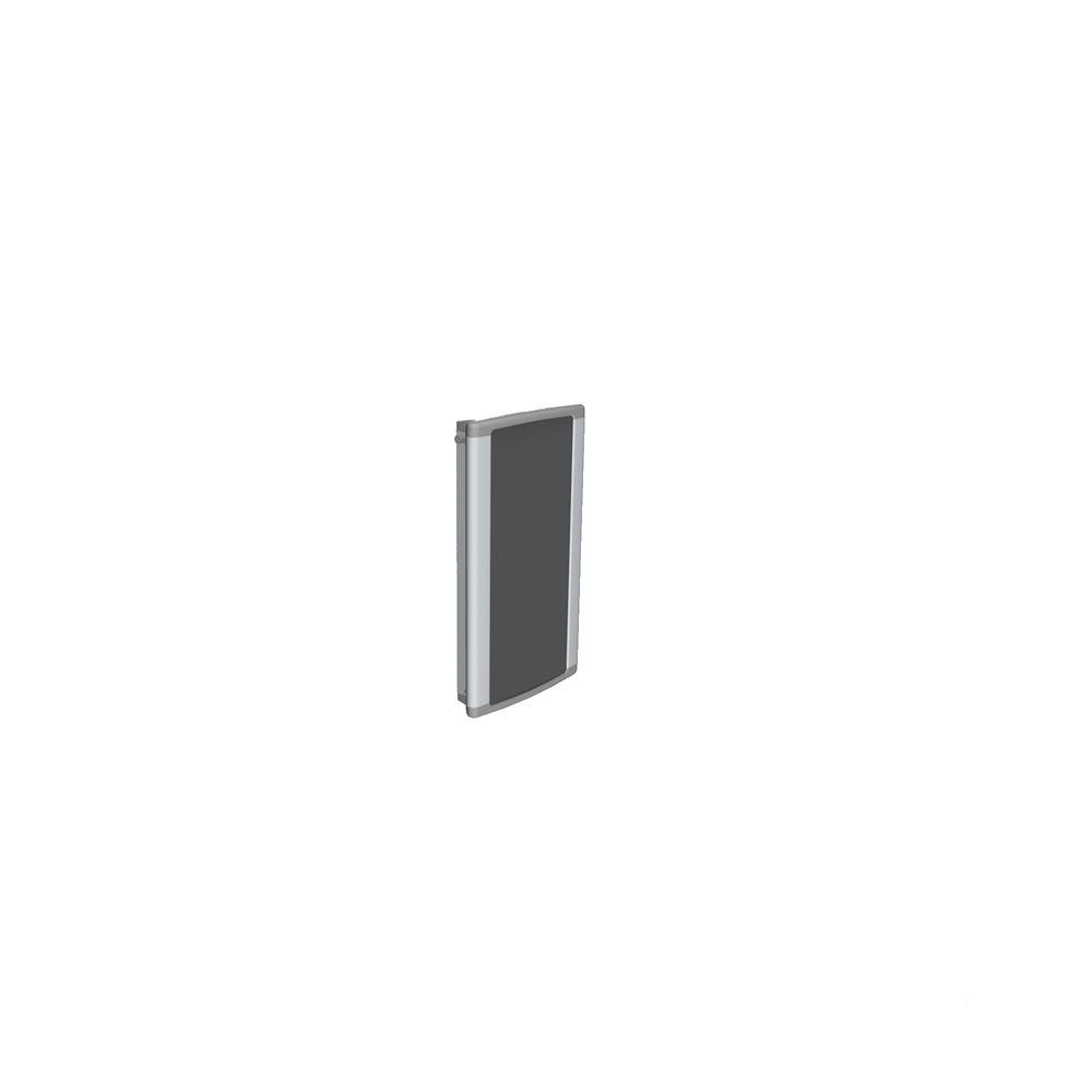 PLUS glissière-support crantée, 210 mm. pour barres de relèvement réglables en hauteur de la main droite.