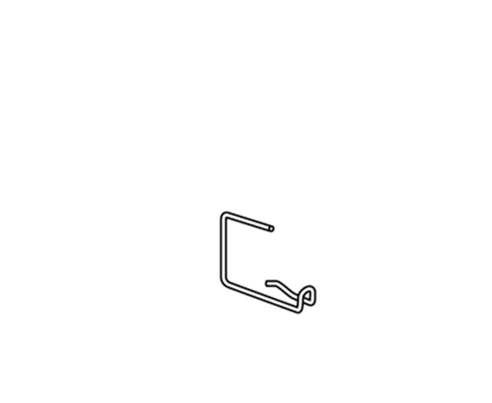 Porte-papier, pour VALUE accoudoirs (R1170 et R1171)