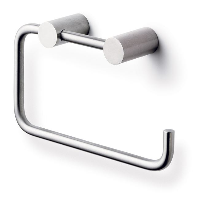 Toilet paper holder, stainless steel