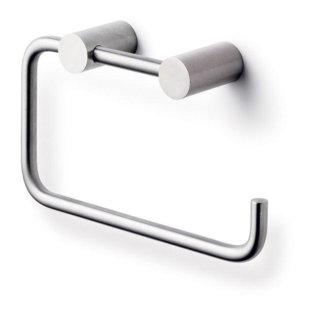 Toilet paper holder, stainless steel