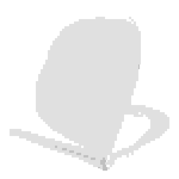Pressalit Abattant WC Sway D Blanc
