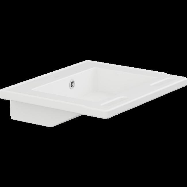 MATRIX SMALL håndvask med overløb