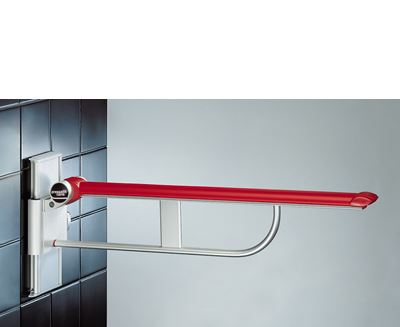 CareSystem toalettarmstöd, höjdreglerbart