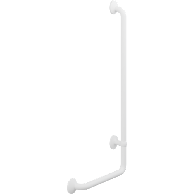 PLUS 90° angle handrail 400 x 900 mm