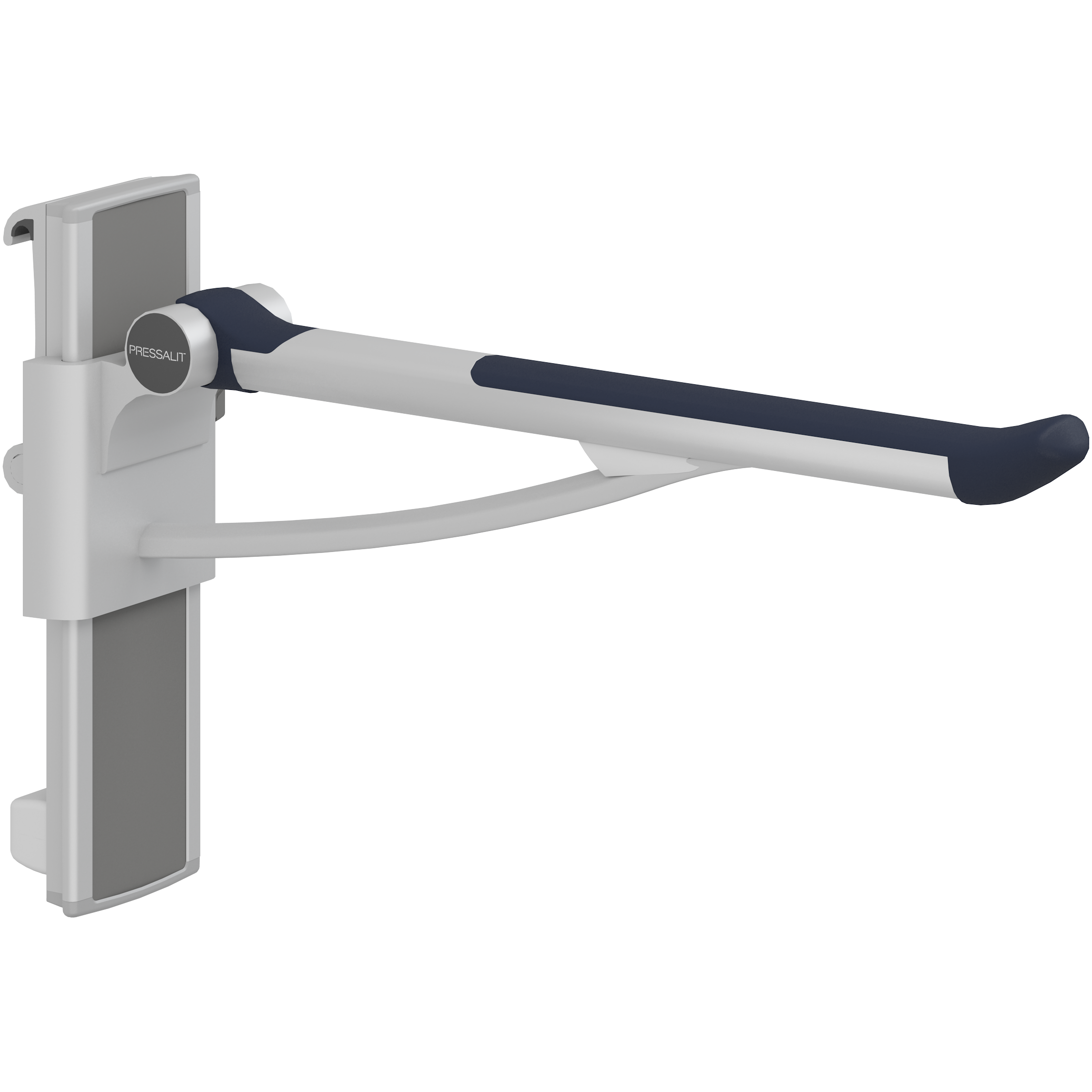 PLUS support arm, 700 mm, right hand operated