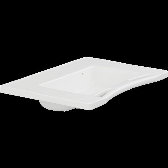 MATRIX MEDIUM håndvask med integreret overløb