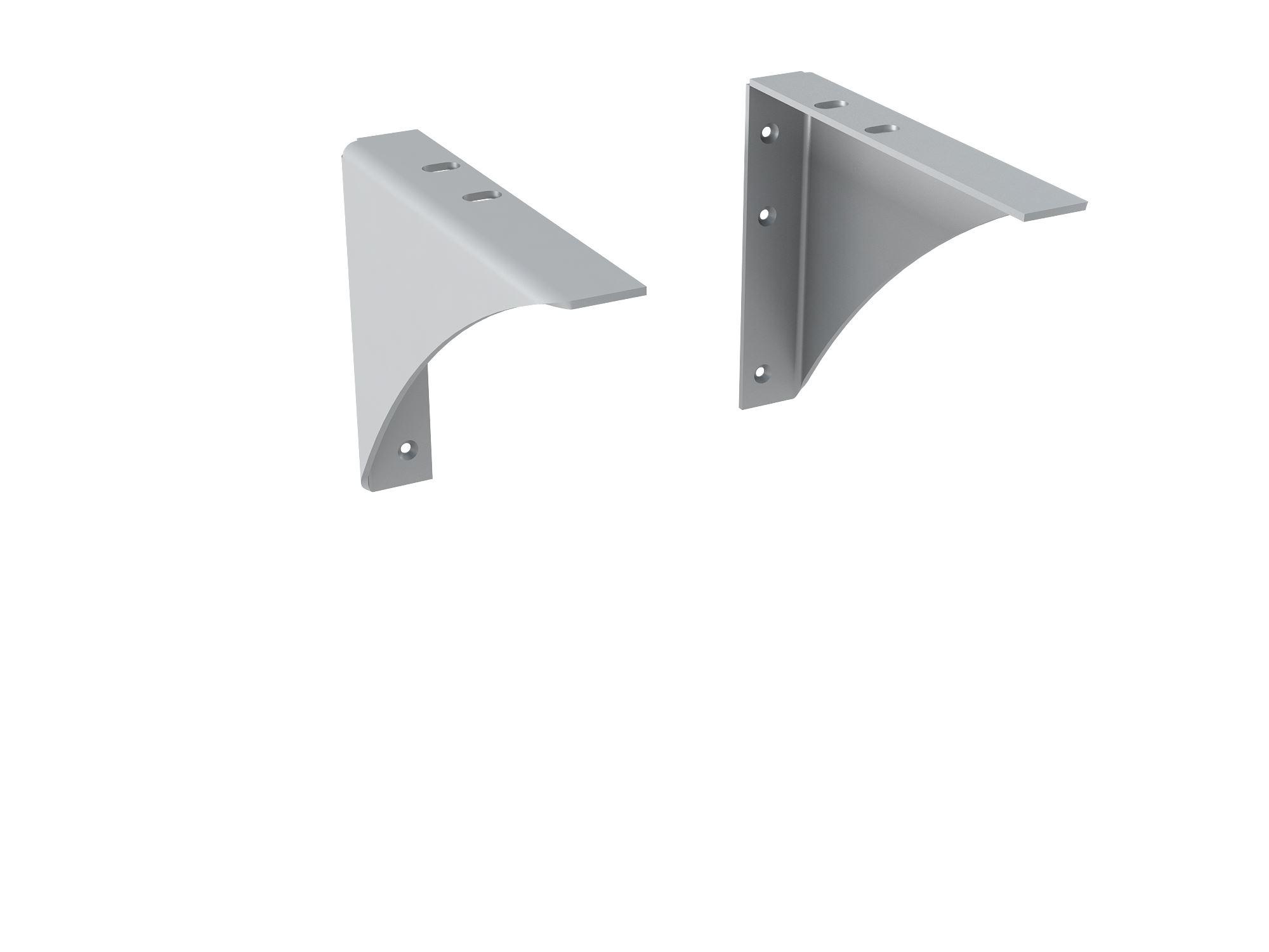 MATRIX brackets for wash basin, fixed height