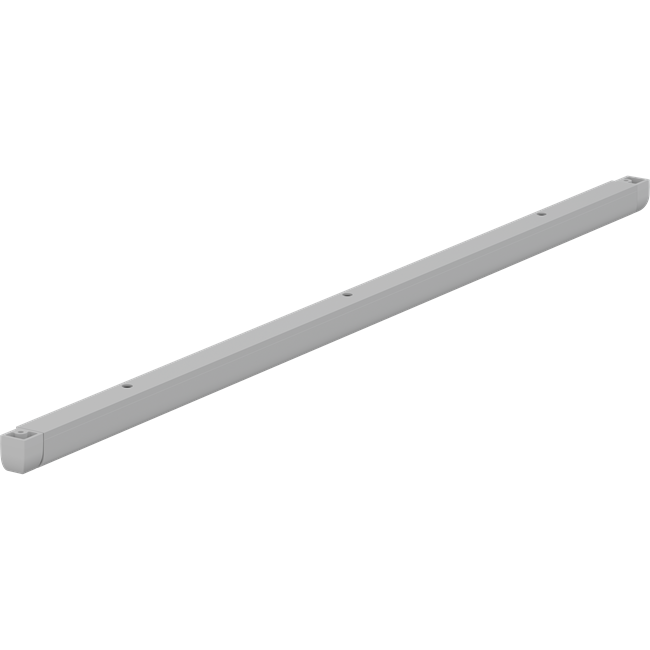 Safety rail for worktop, length from 1001 to 1400 mm