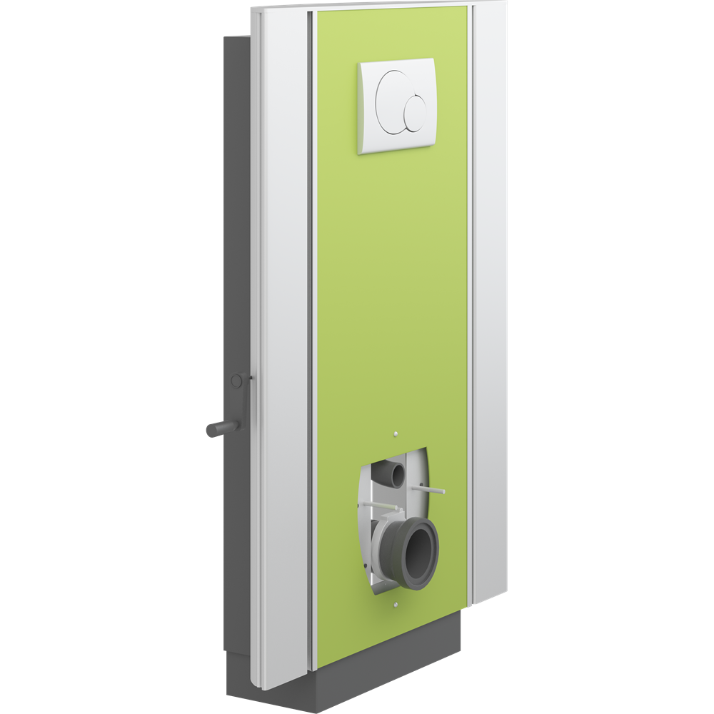 SELECT TL2 toilet lifter, for wall outlet
