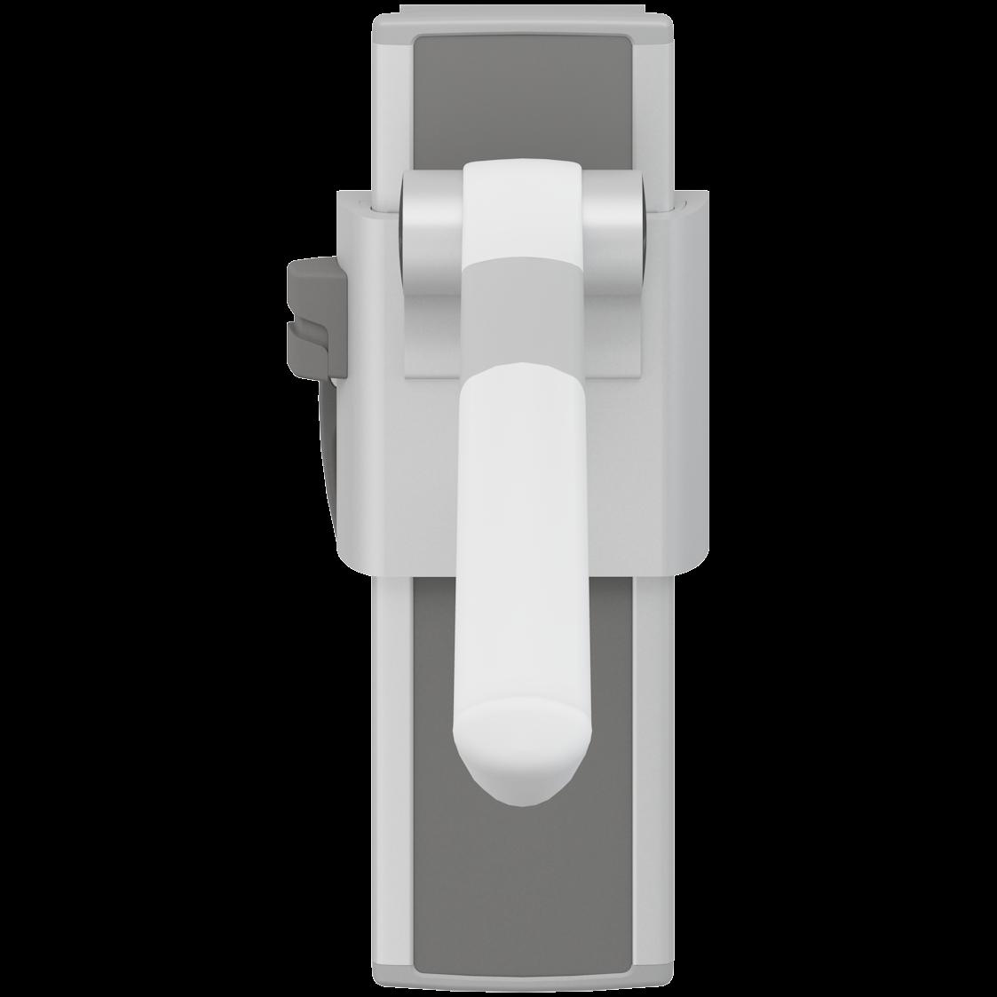PLUS Stützklappgriff, 700 mm Ausladung, linksbedient