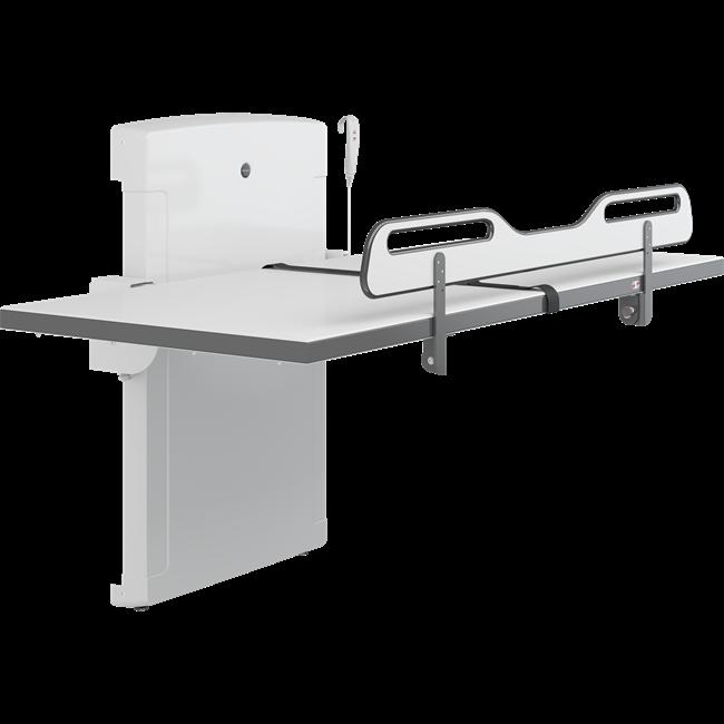 CT 4100 skifteleje, elektrisk opklappeligt, elektrisk højderegulérbart