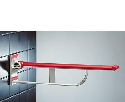 CareSystem toalettarmstöd, fast höjd